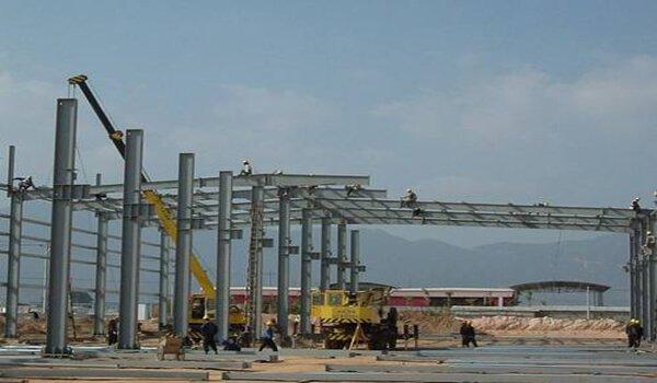 Metal Column-Havit Steel Structure