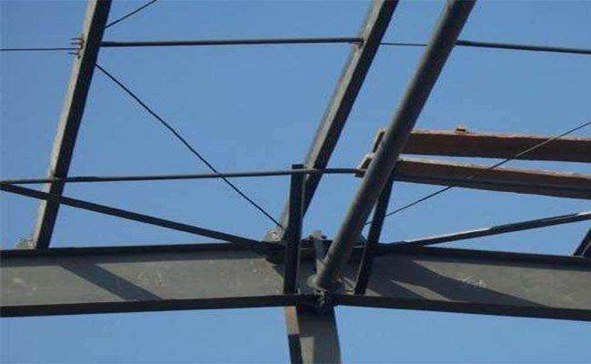 Tie Beam Steel Structure