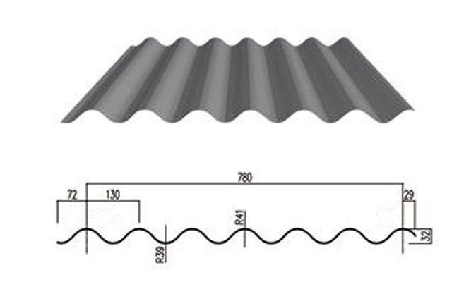 Wall Sheet-Havit Steel