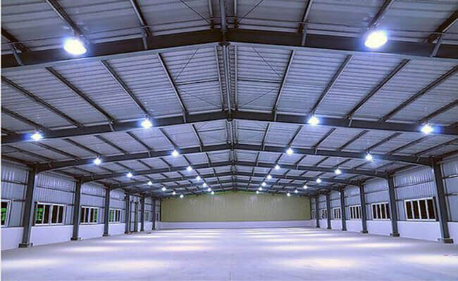 Aircraft Hangar Large Clearly Span Fast Construction