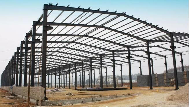Cost of Steel Structure Workshop