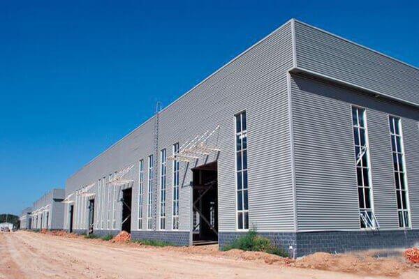 Factory Steel Building